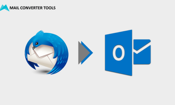 Export Thunderbird Data into Outlook PST