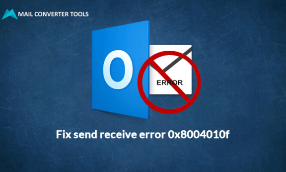 Fix send receive error 0x8004010f