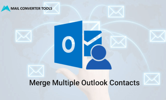Merge-Multiple-Outlook-Contacts