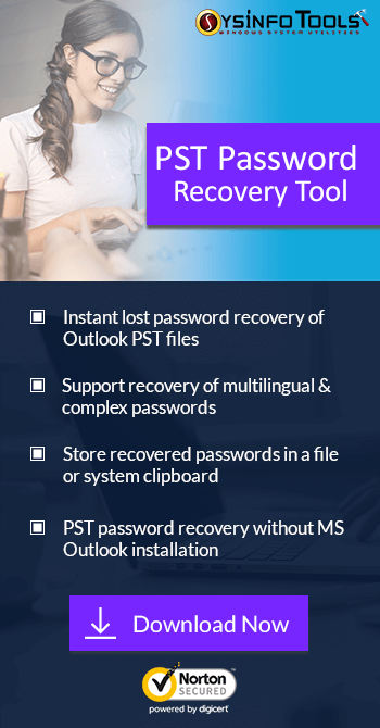 PST Password-Recovery-Tool Sidebar