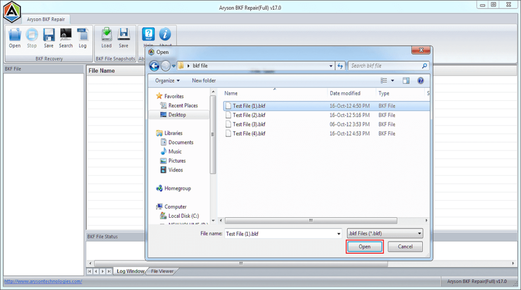 Best Backup/BKF Recovery Tool 2020