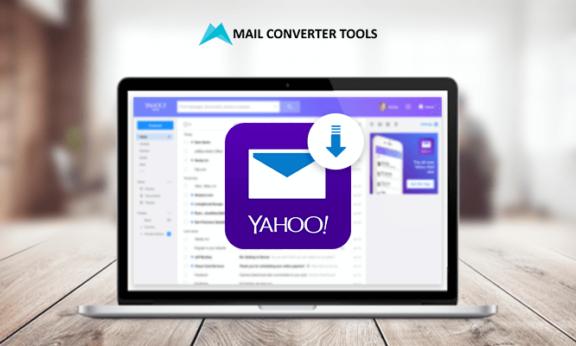 backup yahoo mail to computer