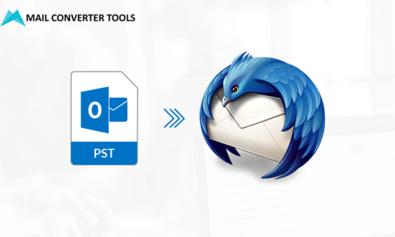 Import PST files into thunderbird without outlook