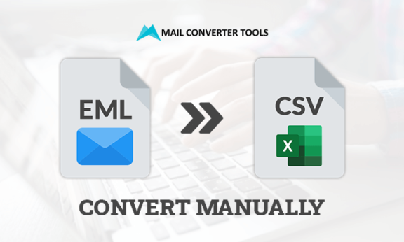 How to convert EML to CSV