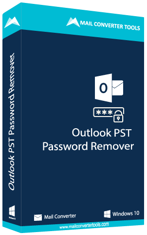 Outlook PST Password Remover