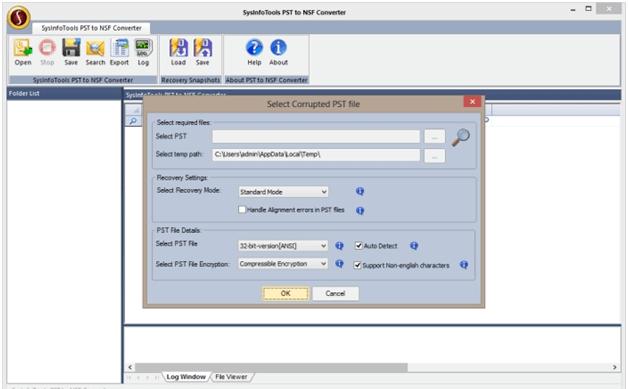 MailConverterTools EML to NSF Converter